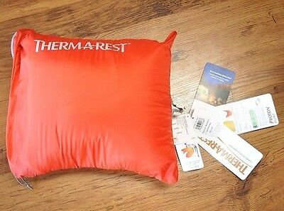ThermaRest Proton Blanket Large Poinciana Orange Black New With Tags Waterproof