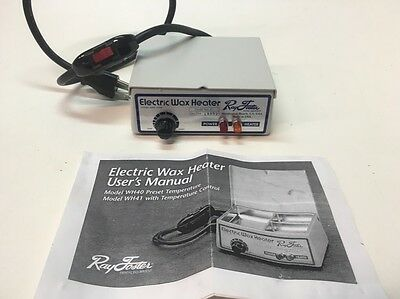 Ray Foster Electric Wax Heater Wh41