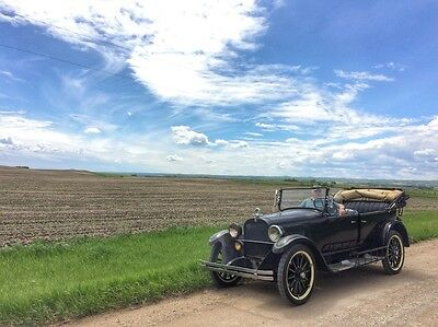 1924 Dodge Other All the bells and whistles classic 1924 dodge touring car