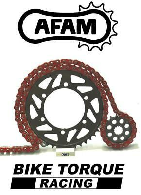 Husqvarna WR400 85 AFAM Upgrade Red Chain And Sprocket Kit