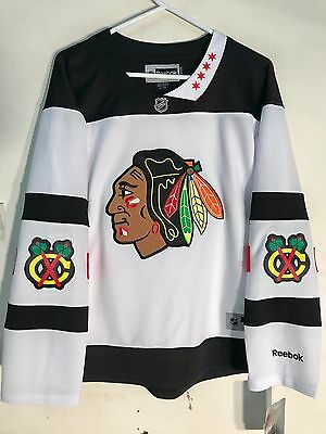 NHL Chicago Blackhawks Premier Ice Hockey Shirt Jersey Women's Ladies Girls