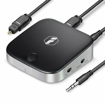 AptX Low Latency Bluetooth 4.1 Transmitter & Empfänger [2in1] für Stereo Audio
