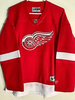 NHL Detroit RedWings Hockey Shirt Jersey Women's Ladies Girls