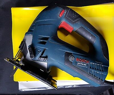 Bosch gst 90 be, pre owned
