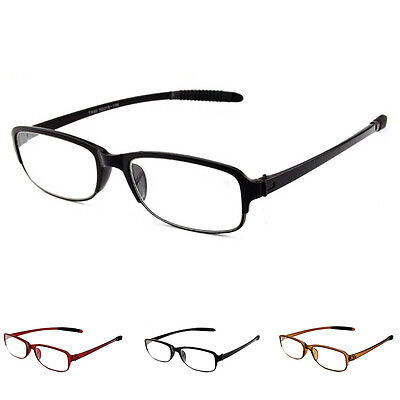 Practical Unisex Reading Glasses Presbyopic Eyeglasses Full Frame +1.0 To +4.0
