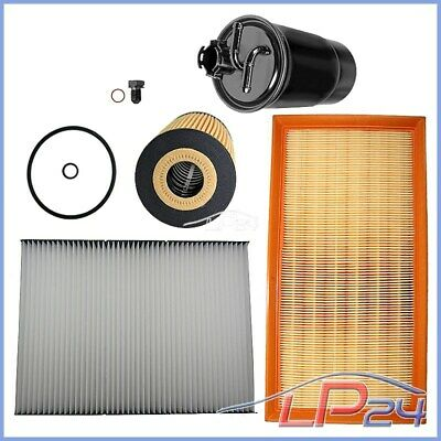 "Kit De Revision Filtre À Huile Air Habitacle Carburant ""b"" Audi A3 1.9 Tdi"