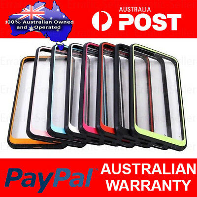 iPhone Clear Case For 7 8 Plus Hybrid Slim Hard Cover Apple Durable Protective