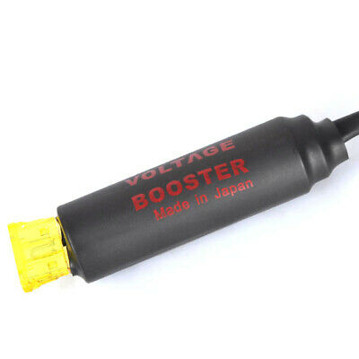 Brand New Car Ignition Power Enhance Fuel Saver Voltage Booster  Universal!