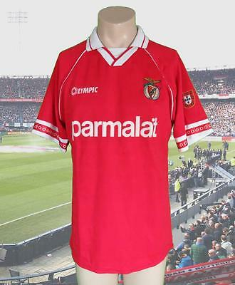 Benfica 1994-95 home shirt camisa maillot camiseta soccer jersey Olympic size M