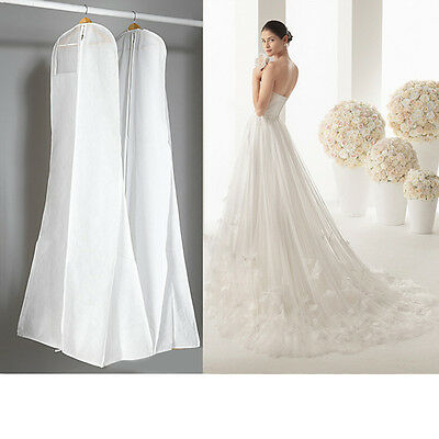 Wedding Dress Bags Clothes Cover Dust Cover Garment Bags Bridal Gown Bag