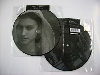 """Smiths - The Queen Is Dead - 7"""" Picture Disc New Unplayed 2017"""