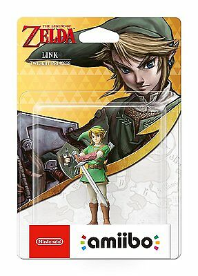 Amiibo 'Collection The Legend of Zelda' - Link: Twilight Princess