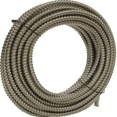 Southwire Common 1/2 in Actual 5 In Metallic Flex 100 ft Conduit Lightweight New