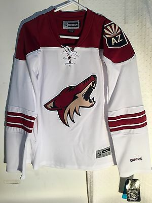NHL Arizona Coyotes Hockey Shirt Jersey Women's Ladies Girls