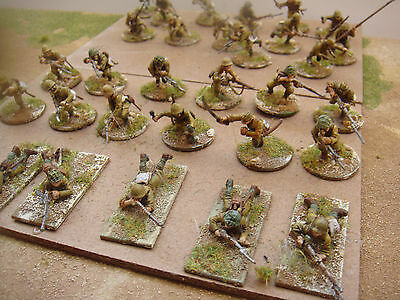 Pacific War  Bolt Action 28Mm World War 2 Japanese Infantry Painted To Order
