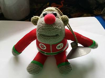 Red nose day PG tips monkey.... Check out description.....