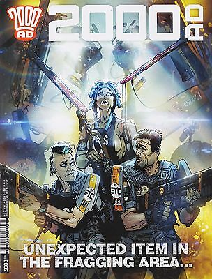 2000AD Prog #2037 - 28 June 2017 - NEW