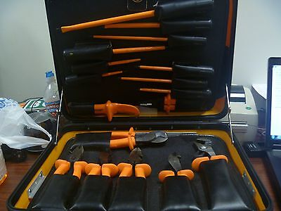 Klein Tools Insulated 22 Piece Tool Kit W/ Box