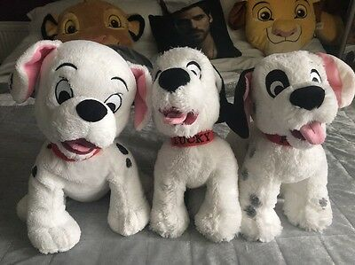 Disney 101 Dalmatians Patch Lucky Rolly Disneystore Plushies