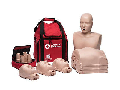4-Pack of Prestan Ultralite CPR Manikins, Adult