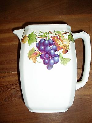Ringtons Maling Ware Pottery Jug, Vintage Collectables