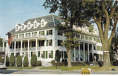 The Inn WALLINGFORD Vermont USA Advertising Postcard