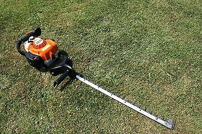 """STIHL HS86R Petrol hedge trimmer cutter 30"""" blade top of the range HS87T"""