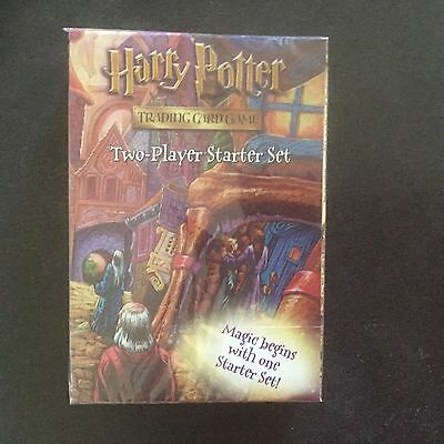 Harry Potter The Magic Begins With One Trading Card Starter Set
