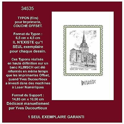 034535 - TYPON à Carte Postale rub. CPA CPM  08115 SAINT MENGES