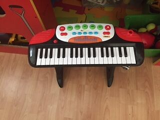 Kids Musical Keyboard with Stand