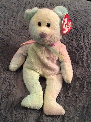 Ty Beanie Baby Groovy In Brilliant Condition