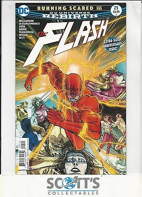 Flash  #25  New  (Bagged & Boarded)