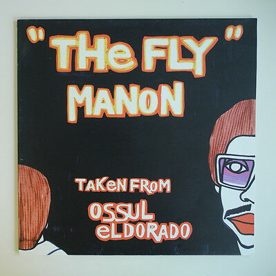 """12"""" Ch**manon - The Fly (Muve Recordings '99)***11802"""