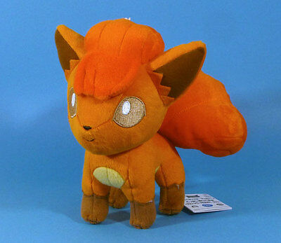 POKEMON - VULPIX Peluche 24 cm Banpresto JAPON 2017 plush RARE