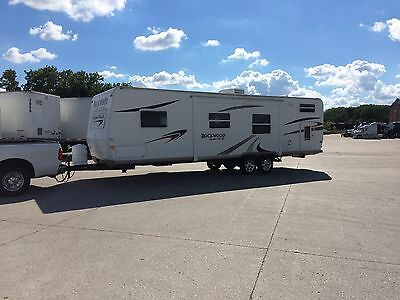 2008 Forest River Rockwood M-8317SS