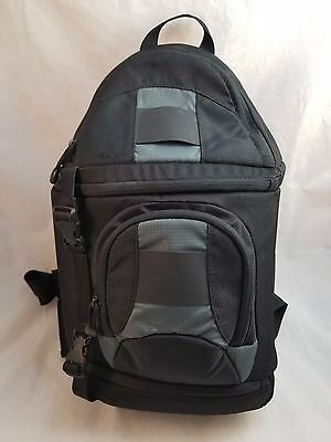 LOWEPRO Camera Backpack Sling Bag Slingshot 200 AW Padded Multi Pocket Carry All