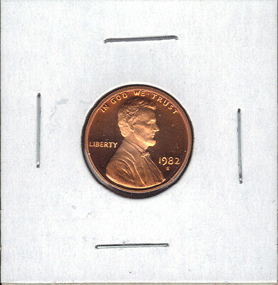 1982-S Proof Lincoln Cent