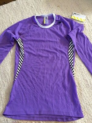 Helly Hansen Stay Dry Base Layer Top / Size M