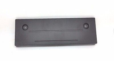 New Genuine Porsche 991 Carrera Short Front Number Plate Plinth Personalised Reg