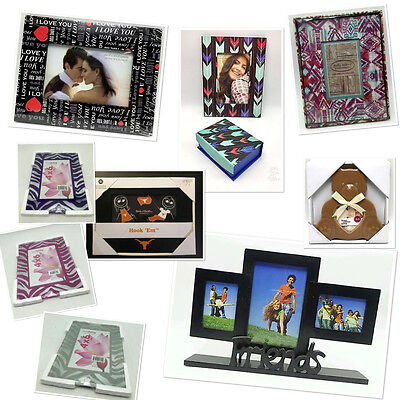 Picture Frames many Types and Styles Wooden Glass Plastic