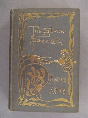 The Seven Seas - Rudyard Kipling - 1897