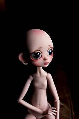"Nefer Circus Kane LEMUR Resin 17"" Slim MSD BJD New!! Pink Rose Tan"