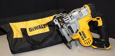 DeWalt DCS331 20V Max Cordless Variable Speed Jig Saw TOOL ONLY