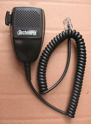 Replacement 8-pin microphone for Motorola CM140 GM300 GM350 GM900 and many more
