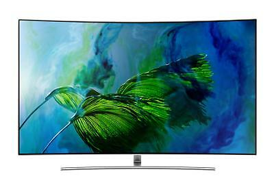 SAMSUNG QE55Q8C Tv Led 55'' QLed Ultra HD 4k Smart Curvo Sat Wi-Fi HDR