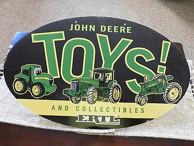 John Deere Dealer Sign Toys and Collectables