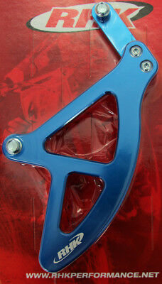 Yamaha WR450F 2007 - 2017 RHK Rear Disc Guard Blue