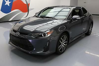 "2016 Scion tC Base Coupe 2-Door 2016 SCION TC AUTOMATIC PANO SUNROOF 18"" WHEELS 16K MI #020795 Texas Direct Auto"
