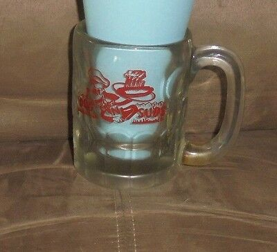 """Dog n suds mug, 4.5"""" high, , excellent! Heavy!! Great graphics!"""