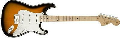 Squier Affinity Series Stratocaster Electric Guitar (2-Tone Sunburst)